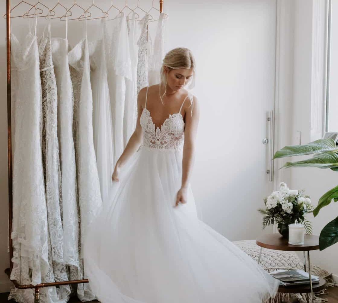 Unique Australian Wedding & Bridal Designer
