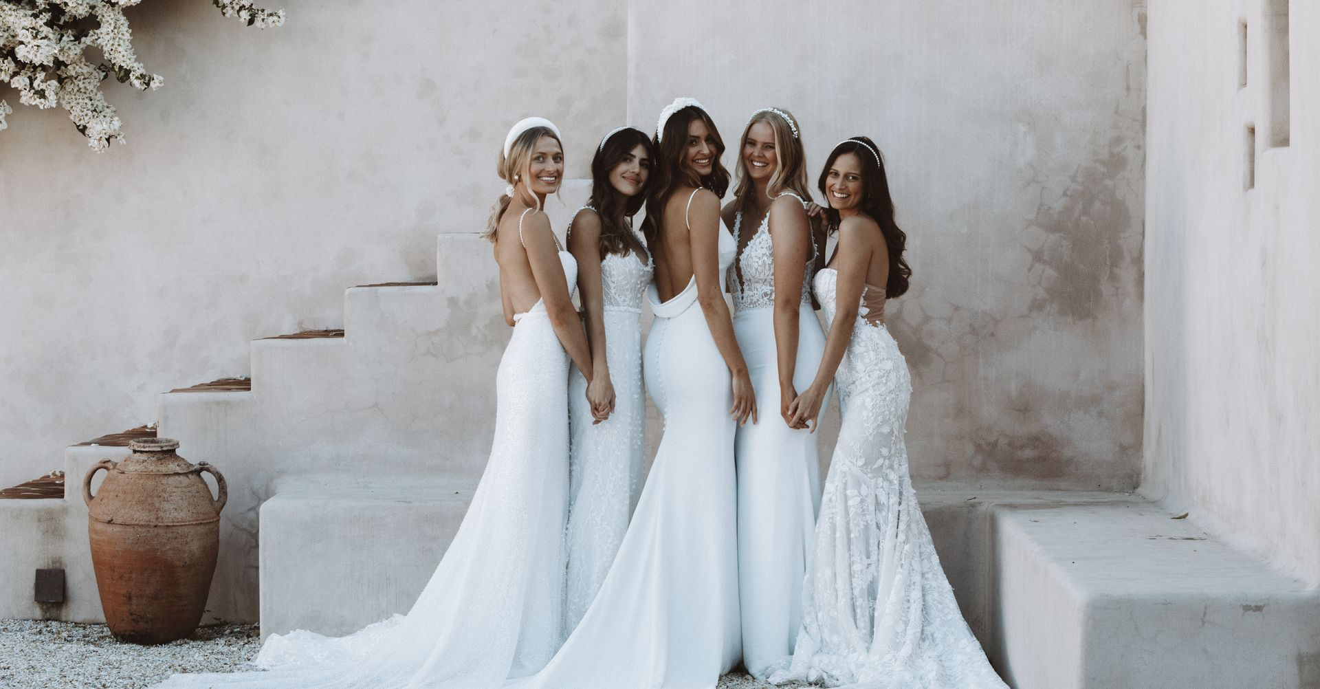 group brides