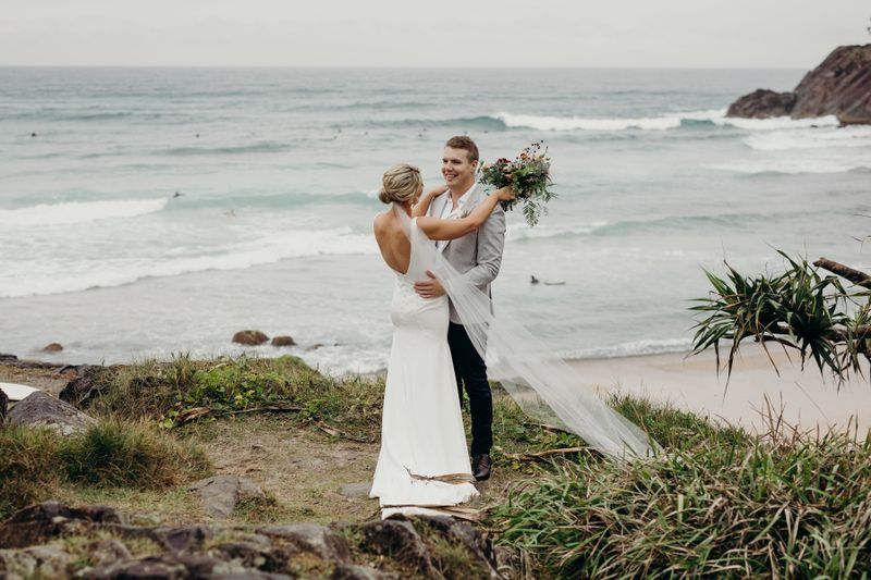 Brooke + Tom, Tweed Coast